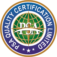 PSA Quality certification logo